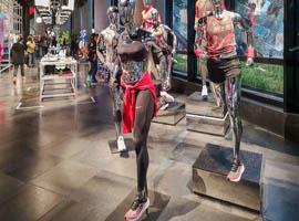 女性消费成新增长点 外资体育品牌抢滩中国女性市场