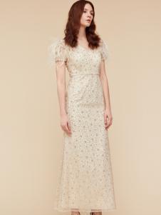 季候风新款礼服连衣裙
