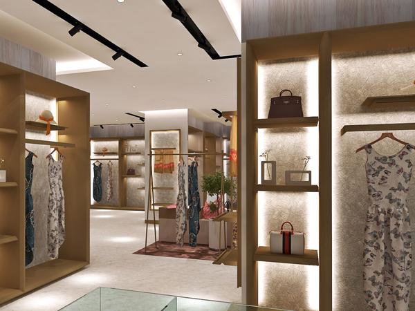 Caetwir卡地亚女装店铺形象图