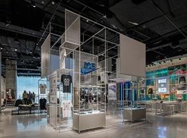 抢占中东新兴市场,耐克全球最大单层门店迪拜开张