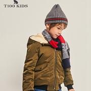 小孩子喜欢什么款式的羽绒服,T100童装的羽绒服怎么样?