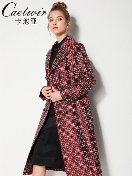 卡地亚中高端女装18秋冬新款大片