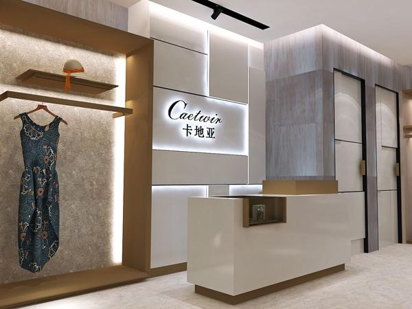 Caetwir卡地亚女装店铺形象图品牌旗舰店店面