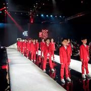 Yuki So尤弛潮牌童装模特大赛(新疆区)总决赛暨秀场偶像时装周