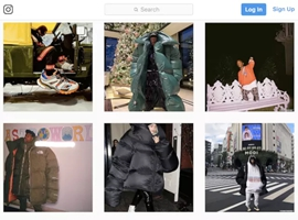 Lyst 发布年度搜索榜,ins 成为更具影响力的时尚秀场