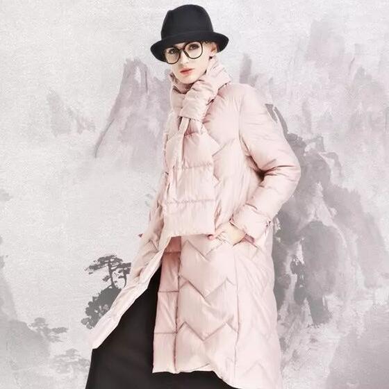 寒冬|羽绒——墨曲 予你心的温暖