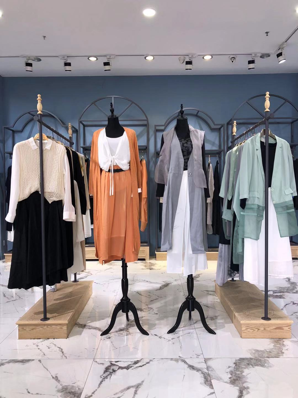 设计师品牌YDCOV依丁可唯品牌女装折扣春夏装一手货源