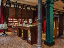 Gucci再玩跨界 这次它开了一个书店