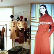 恭贺纽方NEWFOUND女装陕西西安店即将盛大开业!