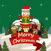 圣诞礼物藏哪儿了?玩转圣诞,邂逅下期惊喜!