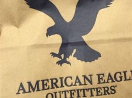 AEO销售逊于预期盈利前景不佳 股价下挫7%