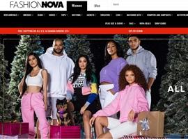 平价时尚Fashion Nova荣登2018年谷歌时尚品牌搜索榜首