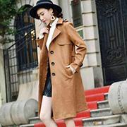 在秋冬时日里来一件大衣温暖你的冬日时光