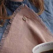 新申亚麻大师 | 亚麻制品巧收纳方法,整齐漂亮少皱褶。
