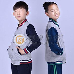 江苏圣澜学生校服一手货源