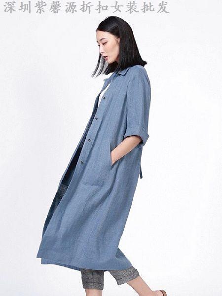 广州石井是如何形成品牌女装折扣商圈的?