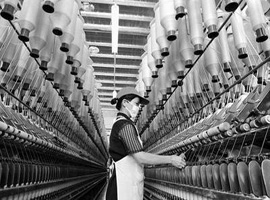 改革开放40周年 纺织业的发展成就全在这里!