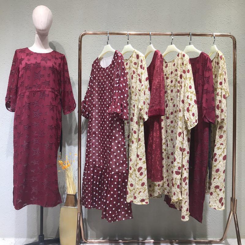 艾丽欧斯女式连衣裙货源走份批发