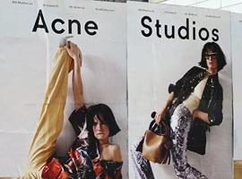 时尚零售的不确定性 香港I.T入股Acne Studios