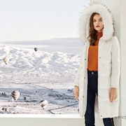 迪笛欧|温暖衣橱, 从一件羽绒外套开始!