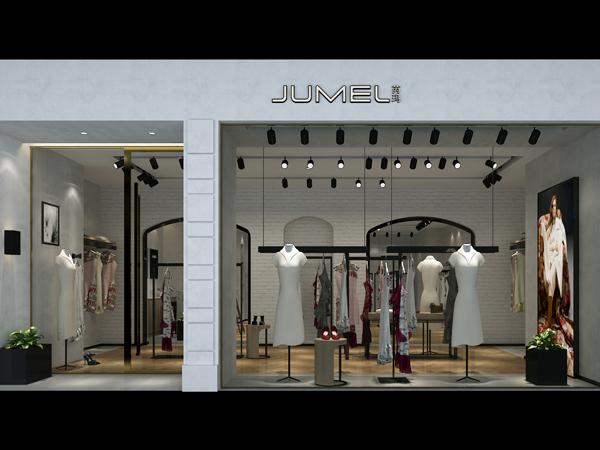 JUMEL芮玛女装店铺形象图