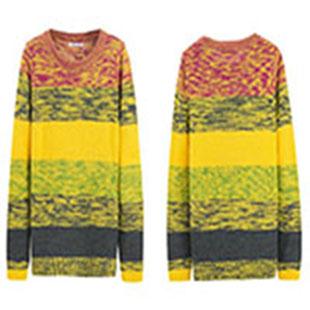 品牌女装毛衣一手货源供应