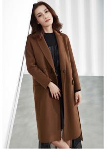 37°love女装18新款时尚大衣