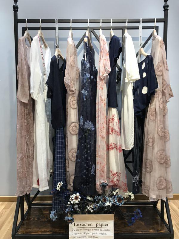 木兰辞品牌女装一手货源厂家直销批发