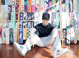 85后男生淘宝玩转创意丝袜 原创设计引爆百亿级市场