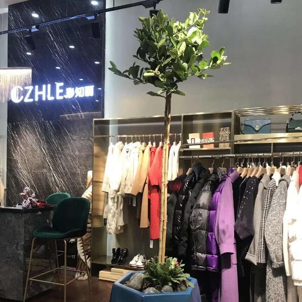 恭喜彩知丽CZHLE女装安徽阜阳店盛大开业!