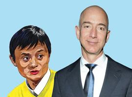 亚马逊和阿里巴巴用强大渠道重新塑造商业体系