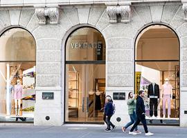 又一个品牌离开第五大道 这也许是Versace一次全新出发(图)