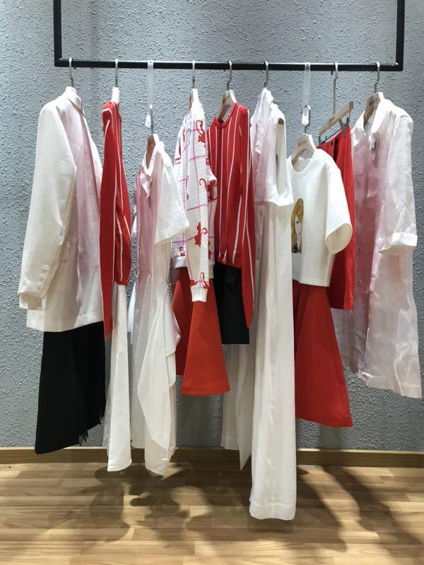 欧十力品牌春季女装连衣裙一手货源批发