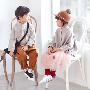 开童装加盟店就选 DIZAI棣仔精致优雅童装!
