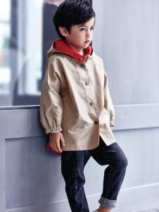 DIZAI棣仔童装时尚外套