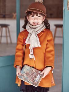 DIZAI棣仔童装女童毛衣