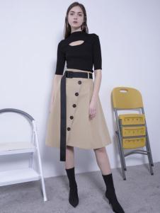 U&U春装半裙