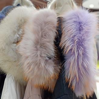 品牌折扣格言女式羽绒服一手货源