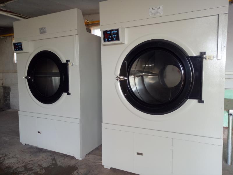 美涤工业烘干机的主要结构特点