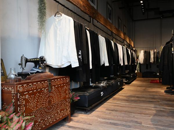 第二印象男装实体加盟店品牌旗舰店店面