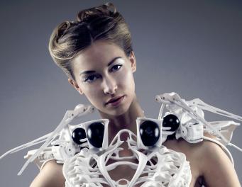 3D技术在时尚领域的应用前景 先锋设计师做了最新尝试