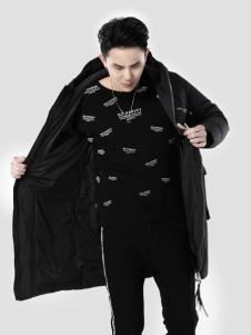 第二印象男装外套
