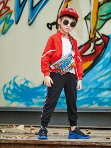 玛玛米雅春夏新款男童外套