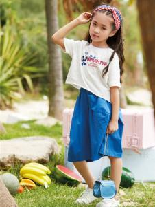 玛玛米雅新款女童T恤