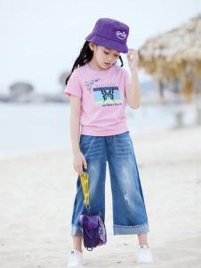 玛玛米雅2019春夏新款潮童装