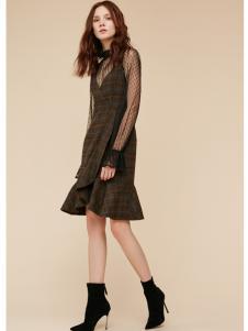 季候风女装连衣裙两件套