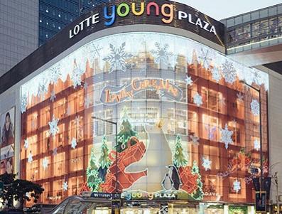 韩国乐天破记录 中国代购已经是韩国免税店争抢的客源