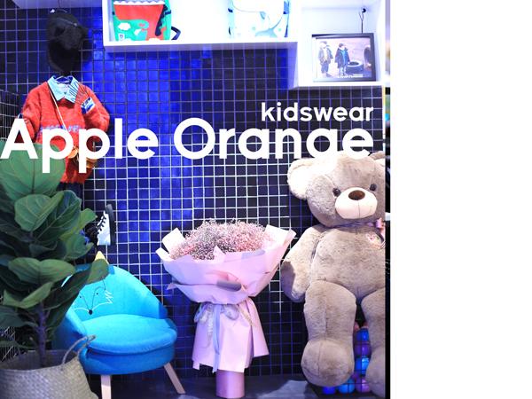 Apple Orange店铺展示