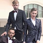 品质男装加盟 就选富绅男装