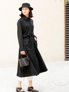 zolle因为女装品牌气质衬衫裙